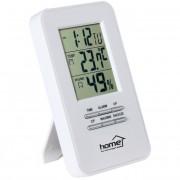 Hő- és páratartalom-mérő ébresztőórával HC13