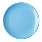 Olympia Café coupebord blauw 20cm - 12