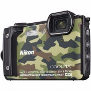 Nikon compact camera COOLPIX W300 (Camouflage)