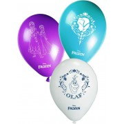 Vegaoo 8 ballonger Frost One-size