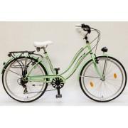 Schwinn Csepel Cruiser Neo 7 seb. női kerékpár Zöld