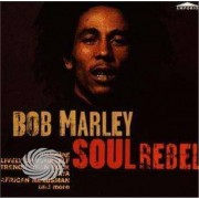 Video Delta MARLEY, BOB - SOUL REBEL - CD