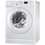 Masina de spalat rufe Slim Indesit INNEX, BWSA 61253 W EU, 6 kg, 1200 rpm, Clasa A+++, PushWash, Alb