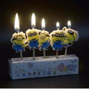 narodeninová sviečka Mimoň