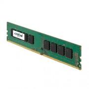 Crucial 8GB DDR4 2133MHz Desktop Single Rank