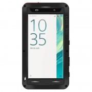 Sony Xperia XA, Xperia XA Dual Love Mei Powerful Case - Black