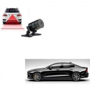 Auto Addict Car Styling Anti Collision Safety Line Led Laser Fog Lamp Brake Lamp Running Tail Light-12V Cars For Volvo S60
