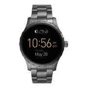 メンズ FOSSIL Q Q Marshal Touchscreen Smartwatch スマートウォッチ 鉛色