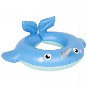 Sunnylife Kiddy Narwhal Float - Blue