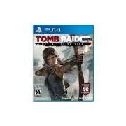 Tomb Raider - Definitive Edition - Ps 4
