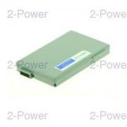 2-Power Videokamera Batteri Canon 7.4v 850mAh (BP-208)