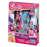 Mega Bloks Barbie Build 'N Play Rock N' Royals Set