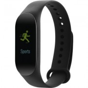 Smart band, colorful 0.96 inch TFT, pedometer, heart rate monitor, 80mAh, multi-sport mode, compatibility with iOS and android,