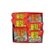 長崎ちゃんぽん皿うどんセット(12食入り)