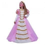 Costume Principessa 7/8 anni
