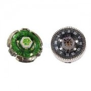 Alcoa Prime Fashion Masters BEYBLADE Metal Fusion 4D System Fight Master Set BB106+BB104