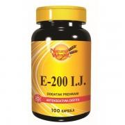 Natural Wealth Vitamin E 200 kapsule
