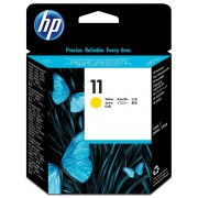 HP No 11 Yellow Printhead Used in the Business Inkjet 2200/2250 printers and DesignJet 500/800 printers.