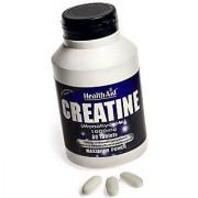 HealthAid Creatine (Monohydrate) 1000mg - 60 Tablets