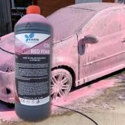 Ceara auto colorata Neagra - COLOR MAX 200ml K2