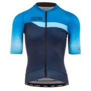 Bioracer - Epic Shirt - Maillot vélo taille L, bleu/noir
