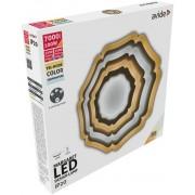 Design Mennyezeti Lámpa Margaret 100W(50+50) RF távirányítóval