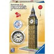 Puzzle 3d Big Ben Reloj automatico - Ravensburger