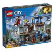 LEGO R City Police - Cartierul general al politiei montane 60174
