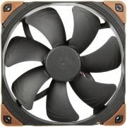 Ventilator za PC kućište Noctua NF-A14 industrialPPC-3000 PWM Crna, Bijela (Š x V x d) 140 x 140 x 25 mm