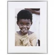 Fotolijst Easy Frame - zilver - 30x40 cm - Leen Bakker