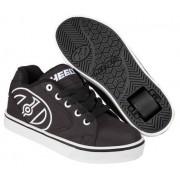 Heelys Chaussures à Roulettes Heelys Vopel Noir/Blanc (Noir)