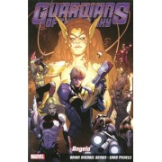 Turnaround Comics Guardians of the Galaxy - Volume 2: Angela Graphic Novel