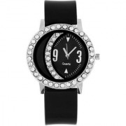 TRUE CHOICE BLACK Beauty SMART SHINY LOOK STAY WITH ME Analog Watch - For Girls