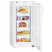 Congelator Liebherr GP 2033,156 L, SmartFrost, Control taste, Display, SuperFrost, 5 sertare, H 125 cm, A++, Alb