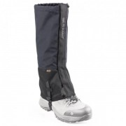 Sea to Summit - Alpine Gaiters - Guêtres de randonnée taille M, noir/gris