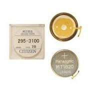 Capacitor original pentru Citizen Eco-Drive MT1620 cu contact 295-31