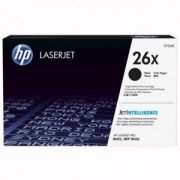 Оригинален консуматив HP 26X High Yield Black Original LaserJet Toner Cartridge (CF226X) - CF226X