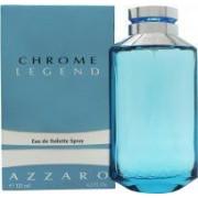 Azzaro Chrome Legend Eau de Toilette 125ml Vaporizador