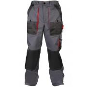 Pantaloni mecanic cu buzunare marimea M protectie genunchi