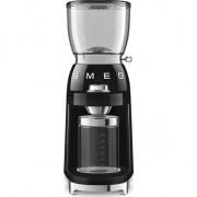 Rasnita de cafea Smeg CGF01BLEU, 150 W, 130 g, Negru