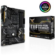 ASUS TUF B450M-PLUS GAMING moederbord Socket AM4 Micro ATX AMD B450