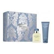 Set cadou Dolce and Gabbana Light Blue Apa de toaleta 75ml + Balsam After Shave 75ml