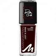 Manhattan Collections Even Angels Have A Dark Side Last & Shine Nail Polish Nr. 005 Girl In Grey 10 ml