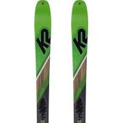 K2 Wayback 88 18/19 Skidor (Grön)