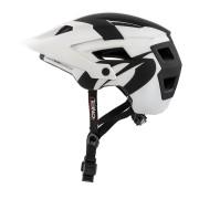 Casca Defender 2.0 Silver Negru/Alb