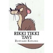 Rikki Tikki Tavi, Paperback/Rudyard Kipling