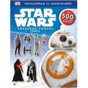 Star Wars. Trezirea fortei. Episodul VII - Enciclopedia cu autocolante