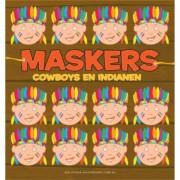 Maskers - Cowboys en Indianen