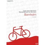 Fietskaart 8 Bornholm (Denemarken) | Scanmaps