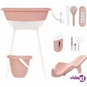 Luma set za kupanje i njegu bebe ružičasti L10412